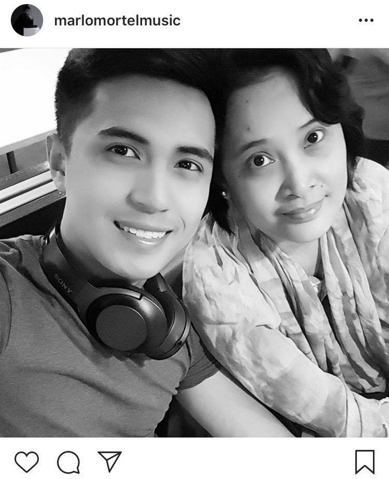 LOOK: 23 Photos of Marlo Mortel with his wonder Mom