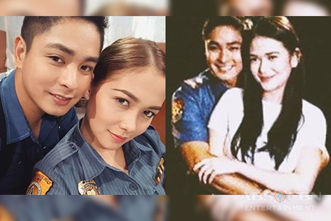 Maja & Bela send love for FPJ's Ang Probinsyano's Cardo and Ador