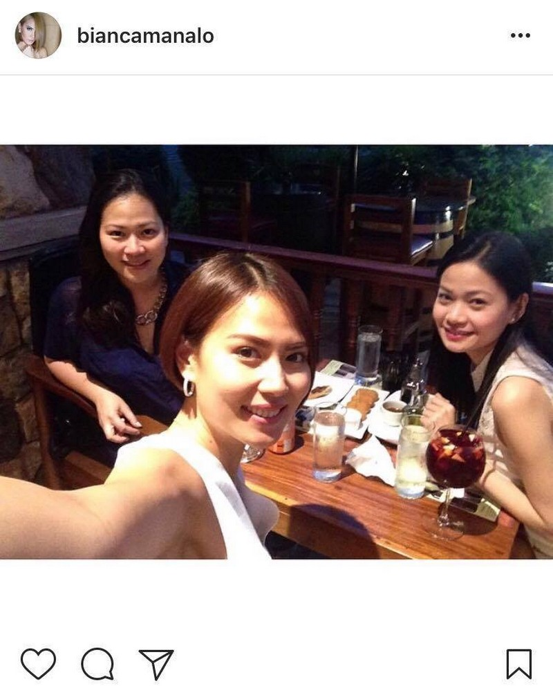 IN PHOTOS: Bianca Manalo with her equally beautiful sisters