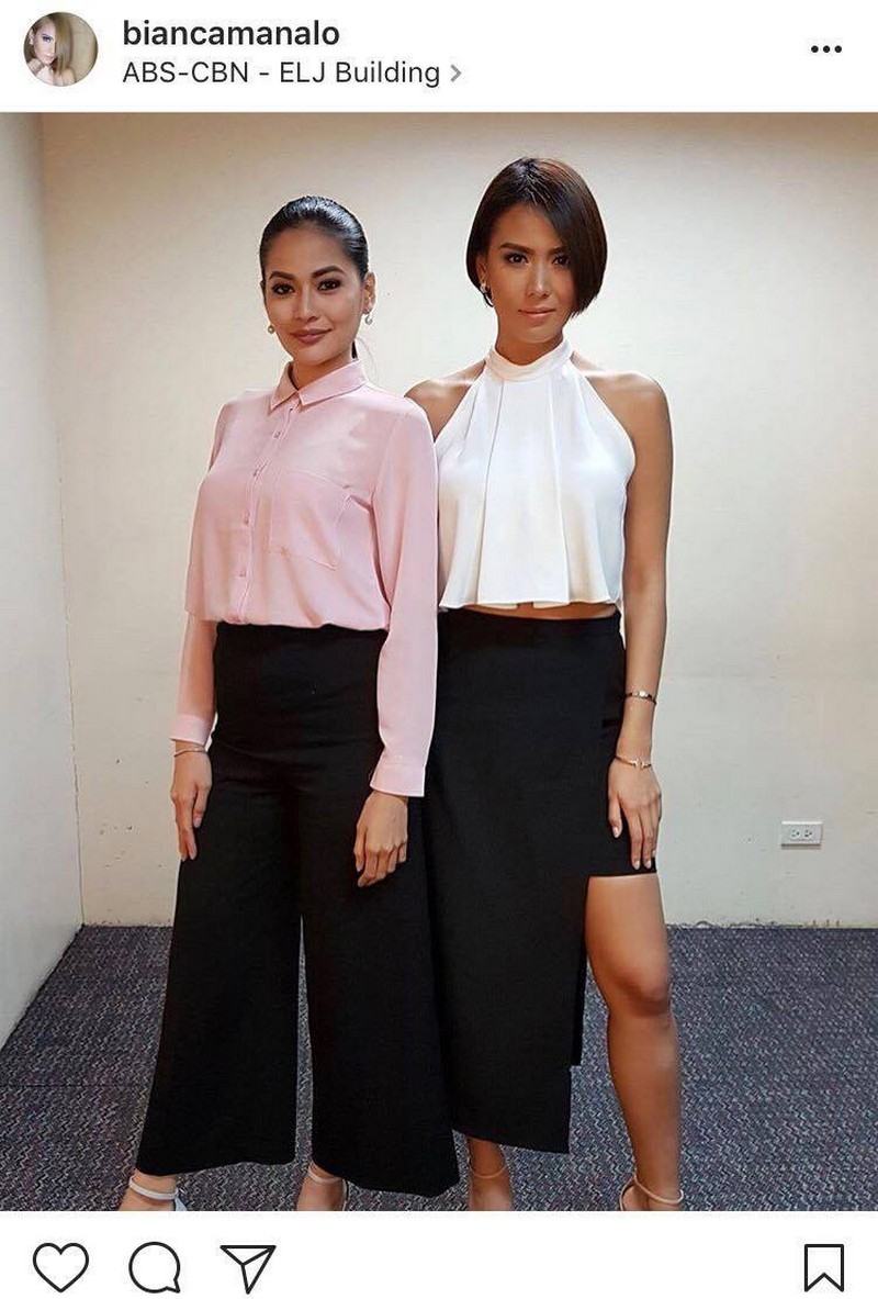 IN PHOTOS: Bianca Manalo with her gorgeous beauty queen sisters