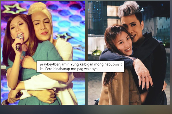 'Sistah love!' 16 Photos capturing Alex Gonzaga and Vice Ganda's friendship