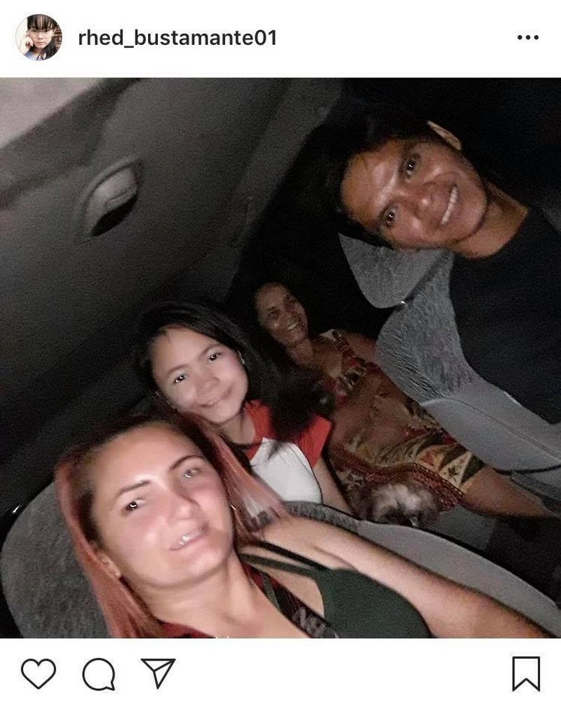 IN PHOTOS: Meet the happy family of Rhed Bustamante