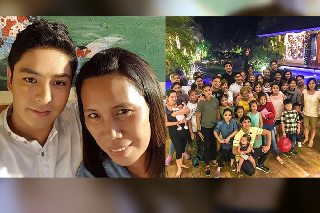 LOOK: The growing family of Coco Martin in these picture-perfect photos