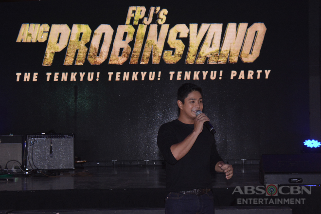 PHOTOS: FPJ's Ang Probinsyano Tenkyu! Tenkyu! Tenkyu! Reunion Party