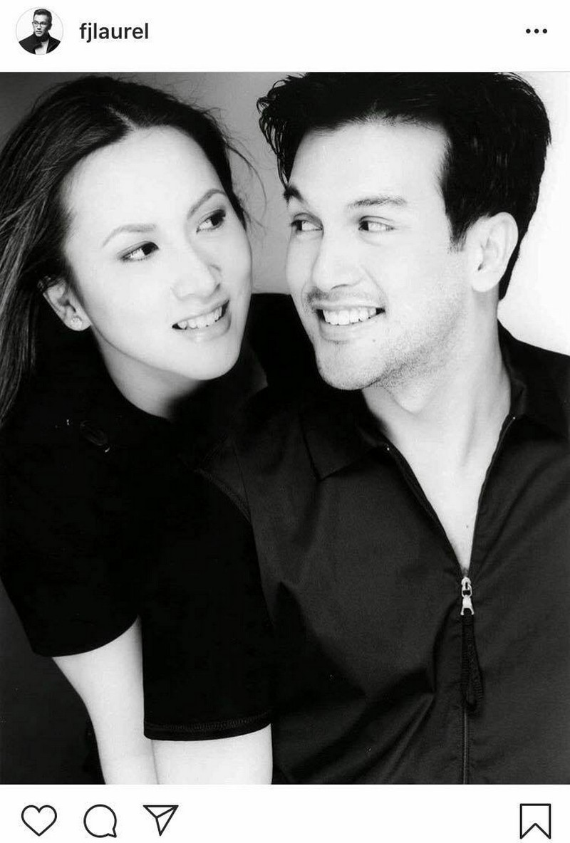 LOOK: Franco Laurel with his superwoman for 17 years!