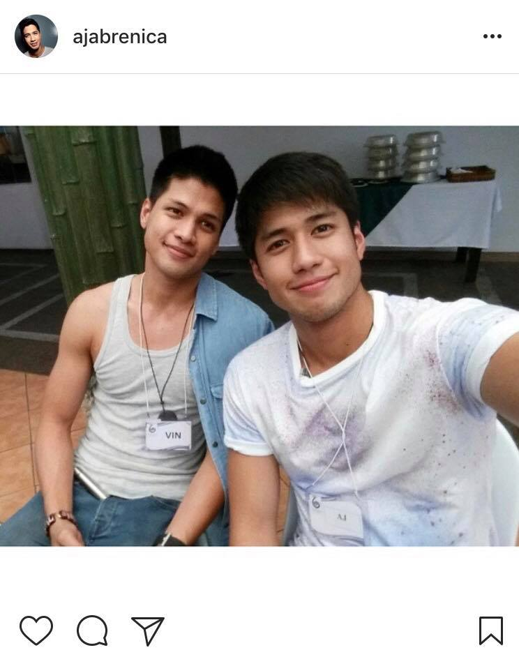 LOOK: Aljur Abrenica with his equally good-looking brothers