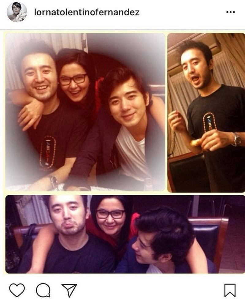 IN PHOTOS: Rap Fernandez with his loving family