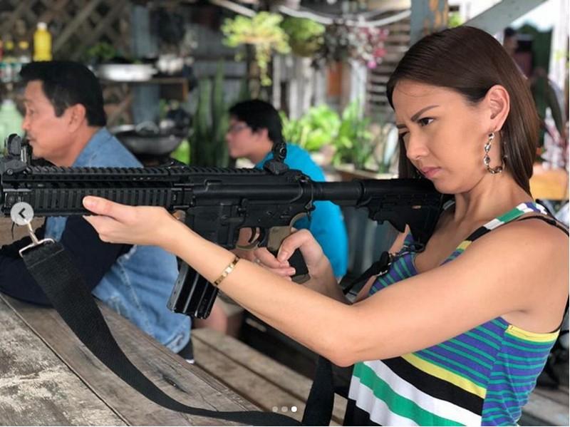 LOOK: Beauty Queen Bianca Manalo bilang astig na si Bubbles sa FPJ's Ang Probinsyano