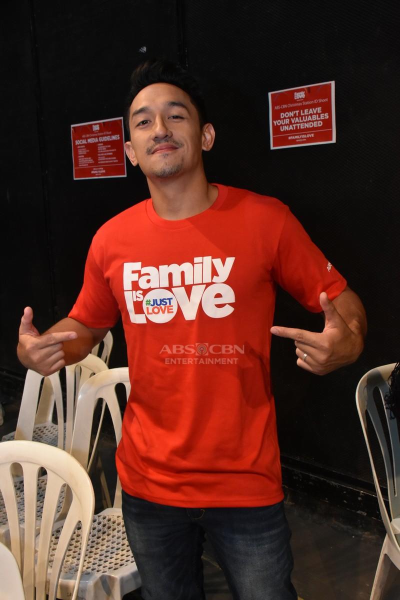 #FamilyIsLove SID Shoot with FPJ's Ang Probinsyano cast