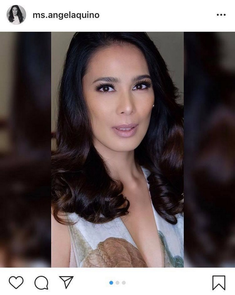 Glorious! Angel Aquino still sexy at 45 in these rare photos