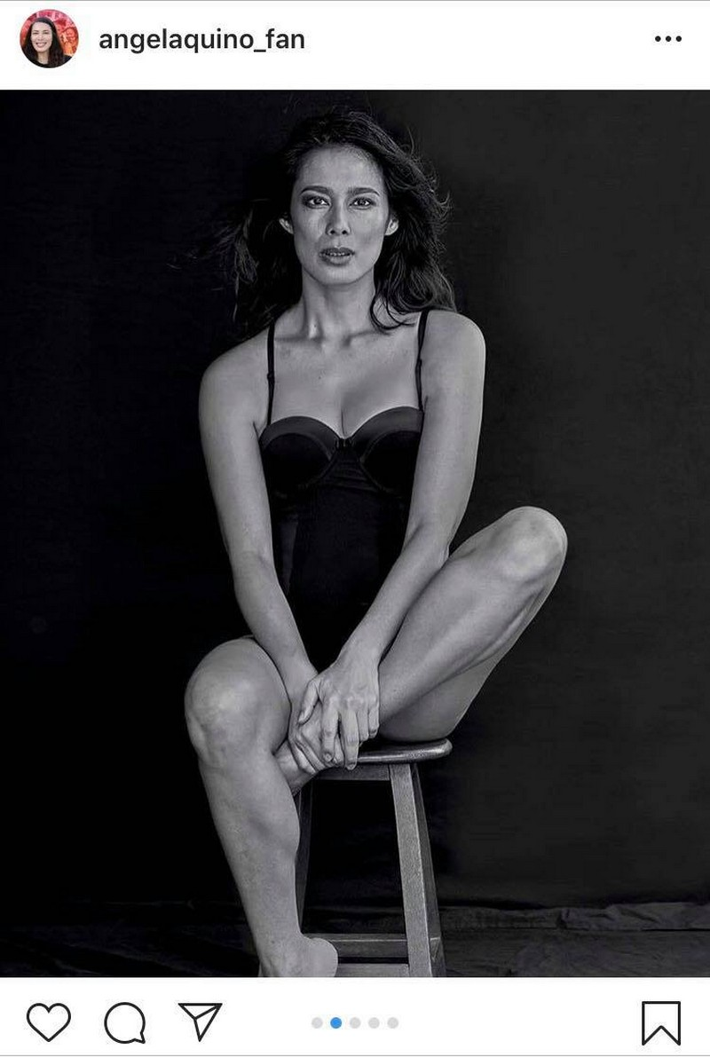 Glorious! Angel Aquino still sexy at 45 in these rare photos 9b82f88a950