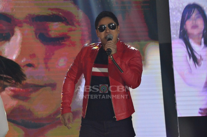 PHOTOS: FPJ's Ang Probinsyano cast at the Family Is Love: The ABS-CBN Christmas Trade Event