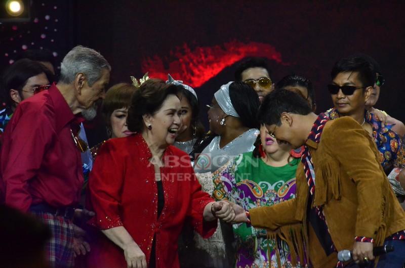 IN PHOTOS: Cast ng FPJ's Ang Probinsyano, nagpasikat sa Family Is Love Christmas Concert
