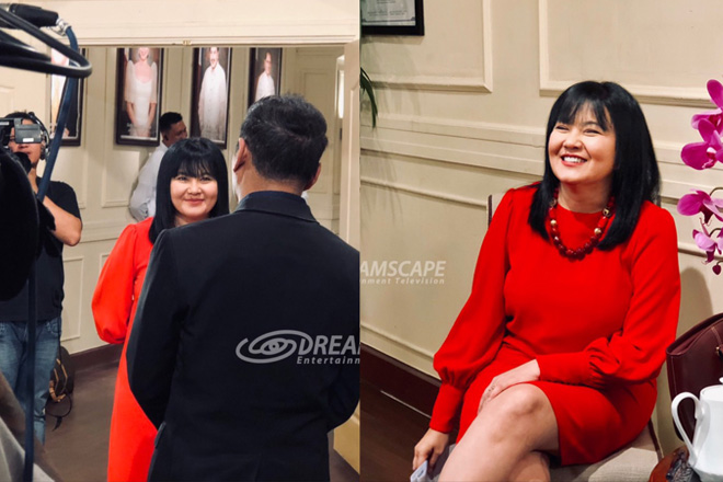 "Behind-The-Scenes: Lorna Tolentino as Lily in ""FPJ's Ang Probinsyano"""