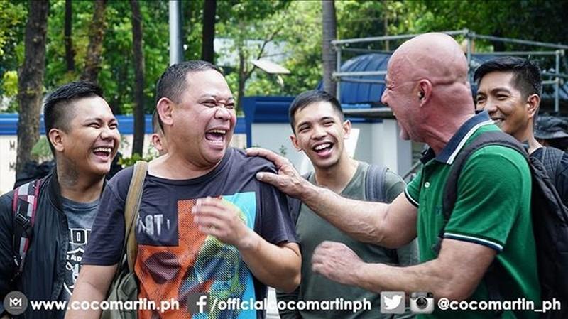 Behind-The-Scenes: Cardo at Vendetta, sumabak sa matinding police training