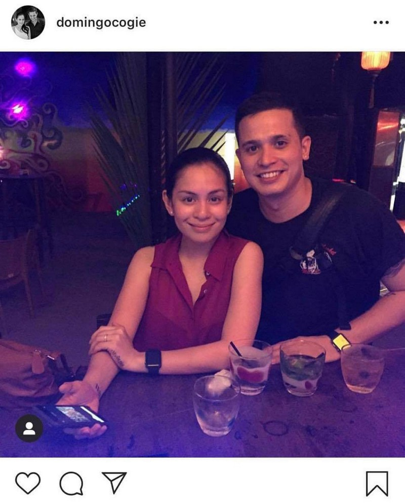 IN PHOTOS: Cogie Domingo with his gorgeous wife
