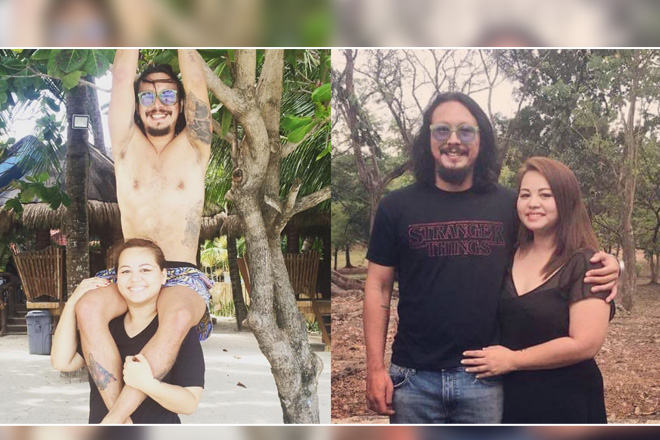 IN PHOTOS: Baron Geisler with his lovable fiancé