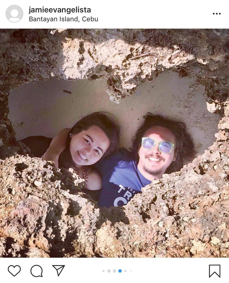 IN PHOTOS: Baron Geisler with his lovable fiancée