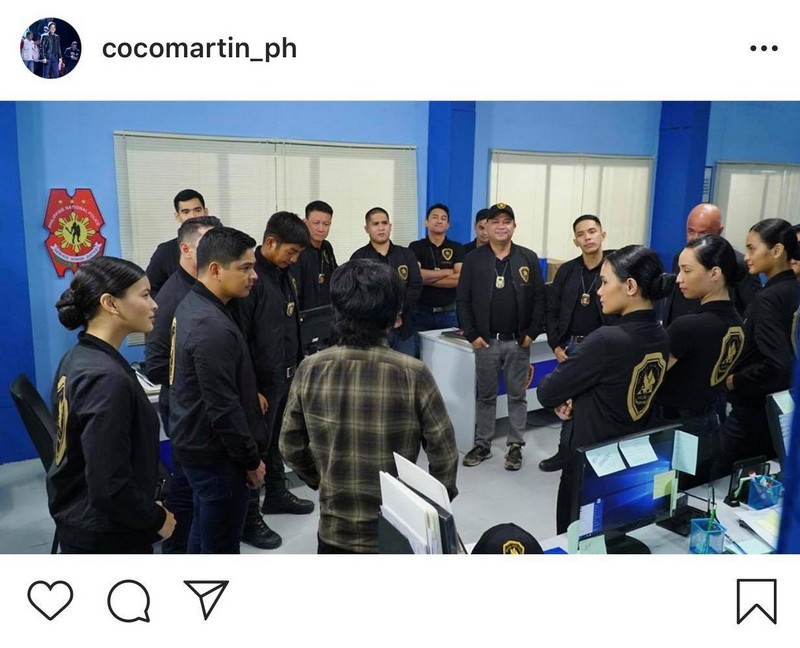 Behind-The-Scenes: Task Force Agila off-cam moments on #FPJAP3Duda