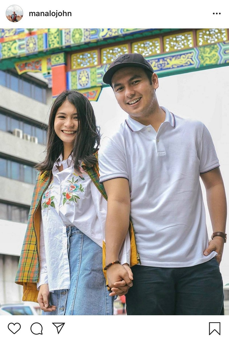 IN PHOTOS: John Manalo with his gorgeous girlfriend for 3 years