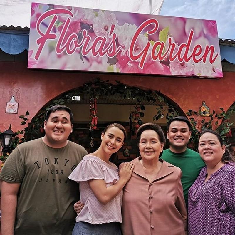 LOOK: Lola Flora's Angels behind the camera