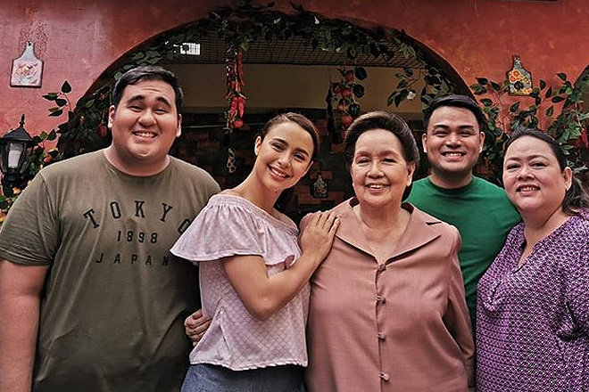 LOOK: Lola Flora's Angels behind the camera