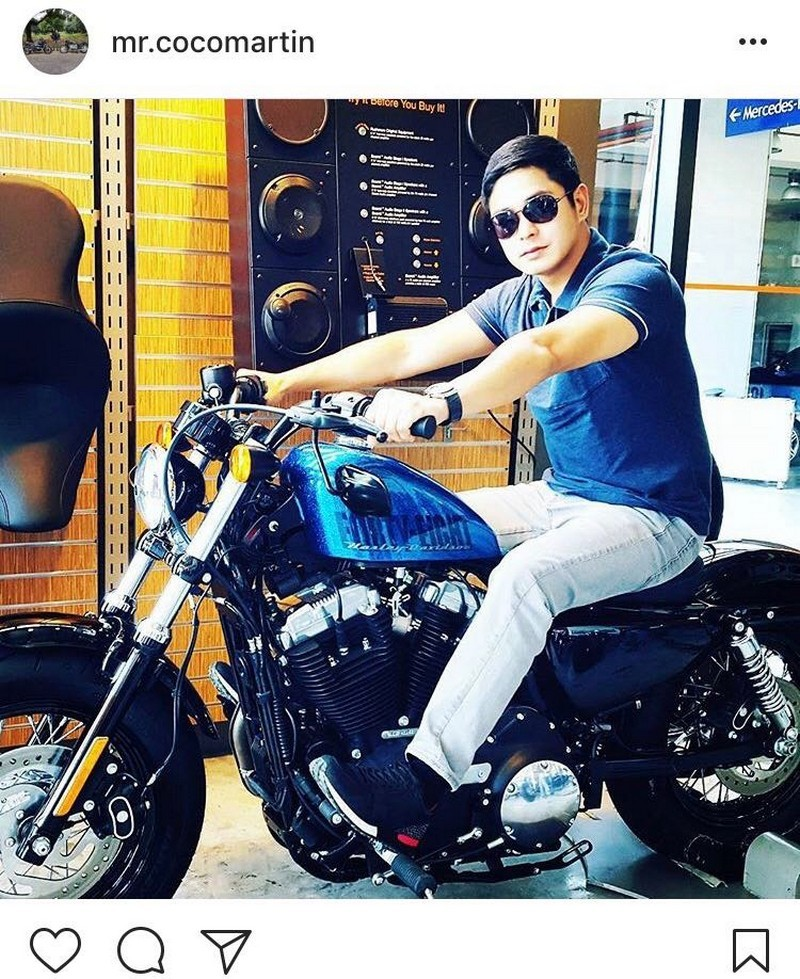 WOW! Here's a glimpse of Coco Martin's jaw-dropping collections
