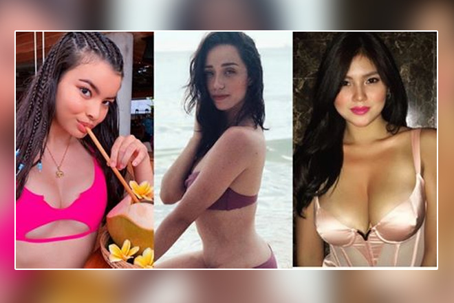 LOOK: Meet Cardo Dalisay's sexy angels in these mesmerizing photos