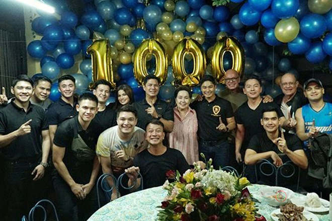 FPJ's Ang Probinsyano 1000th episode Thanksgiving Celebration
