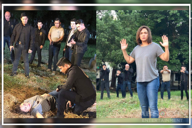 "Behind-The-Scenes: Judy Ann Santos' Last Episode for ""FPJ's Ang Probinsyano"""