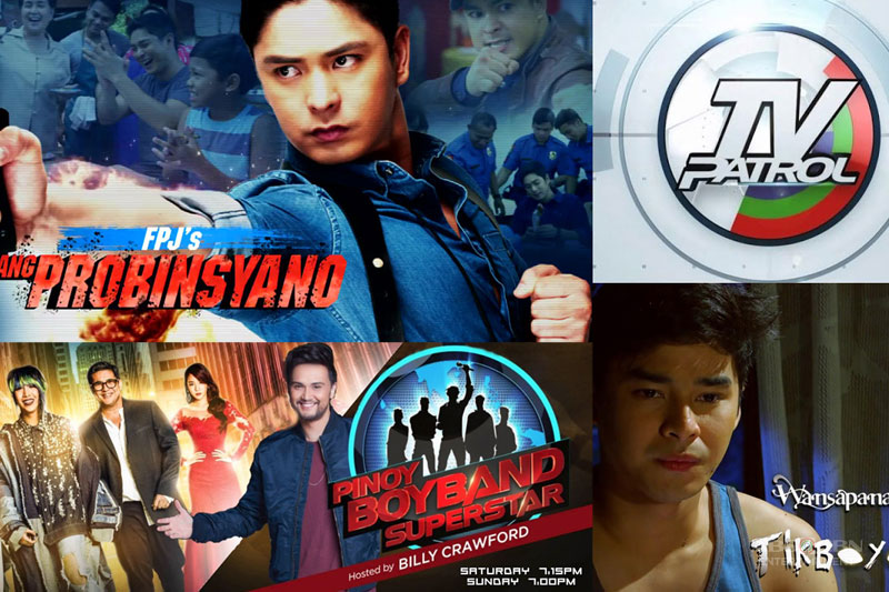 ABS CBN still most awaited watched in September 1