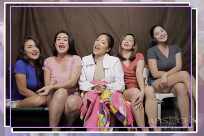 Katya, Maui, Jaycee, Gwen and Zara, on being part of FPJ's Ang Probinsyano