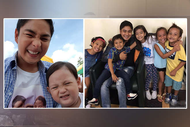 How Cardo stood as an exemplary father figure to the adorable kids on FPJ's Ang Probinsyano