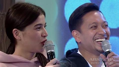 It's Showtime: Anne, biglang nandiri sa kwento ni Jhong! Image Thumbnail