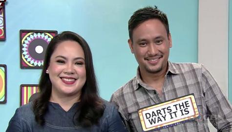 It's Showtime: Darts The Way It Is, napili ni Clinic-Ki Valdez bilang kanyang KapareWHO! Image Thumbnail