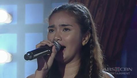 TNT 3: Mindanao contender Ivy Arroyo sings Makita Kang Muli Image Thumbnail