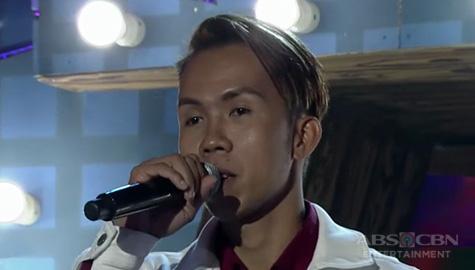 TNT 3: Visayas contender Brian Gilles sings Me And Mrs Jones Image Thumbnail