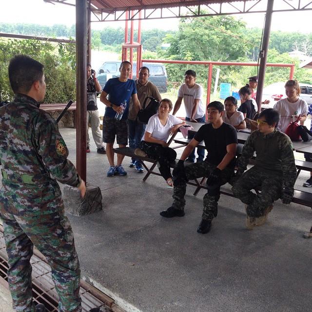 Coco Martin, sumabak na sa matinding police training para Ang Probinsyano