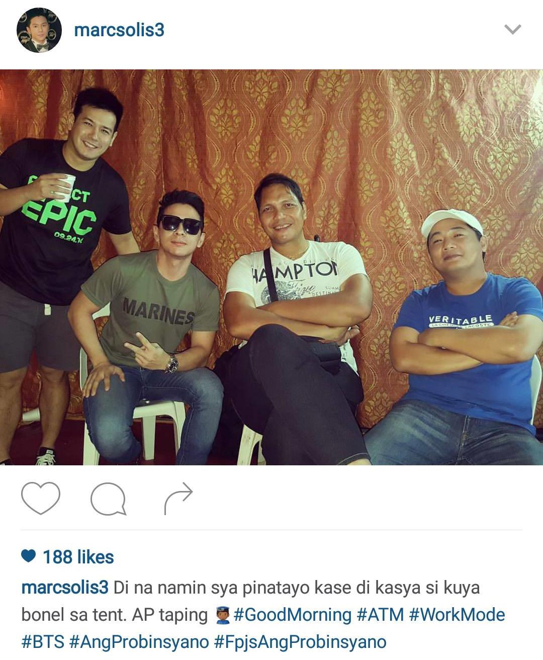 The Gentle Giant Bonel Balingit joins FPJ s Ang Probinsyano 2