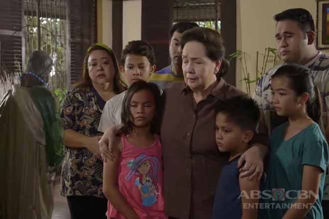 Ang Probinsyano: Lola Flora, nanguna sa pagdadasal para sa bansa