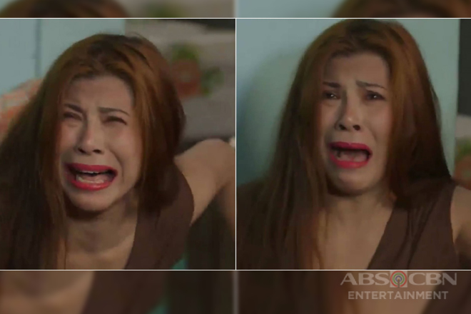 Mystica leaves wonderful acting remark in her scene as Rosa in FPJ's Ang Probinsyano