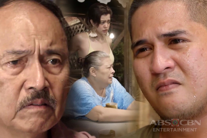 Ang Probinsyano: Patrick, naluha nang maalala ang kanyang pamilya