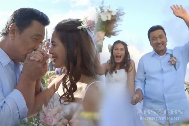FPJ's Ang Probinsyano Recap: Romulo and Diana's wedding