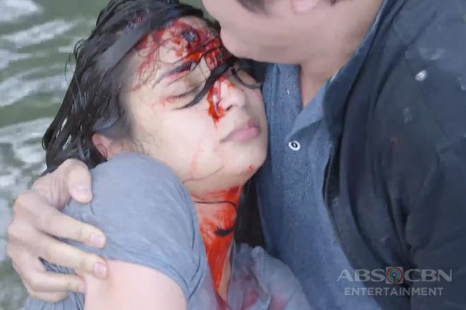 Ang Probinsyano: Aubrey, nabaril sa gitna ng kanilang laban