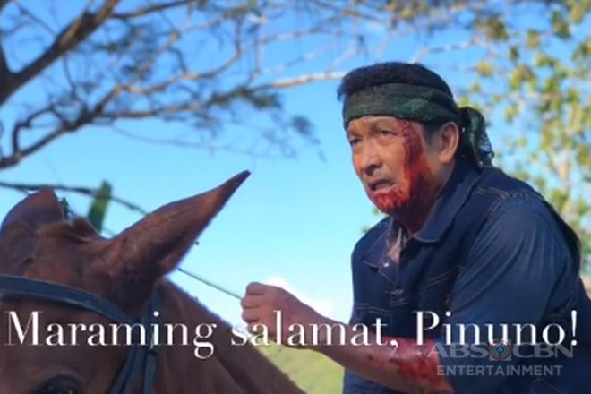 WATCH: Lito Lapid, labis ang pasasalamat kay Coco Martin at sa FPJ's Ang Probinsyano