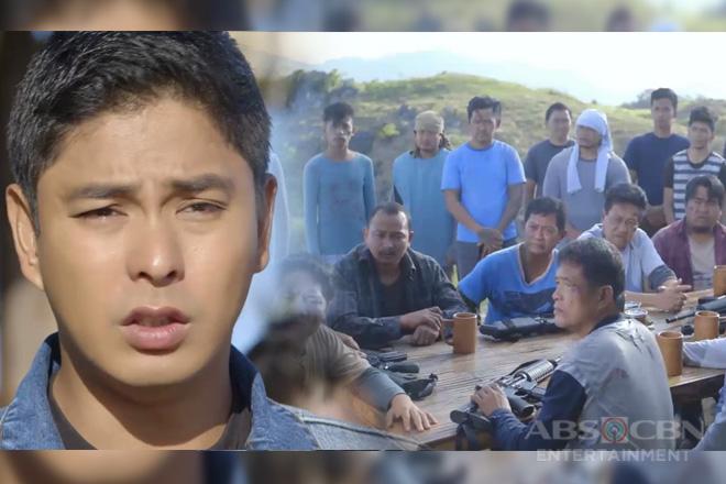 Ang Probinsyano: Cardo, pinalakas ang loob ng mga taga-Sto Nino