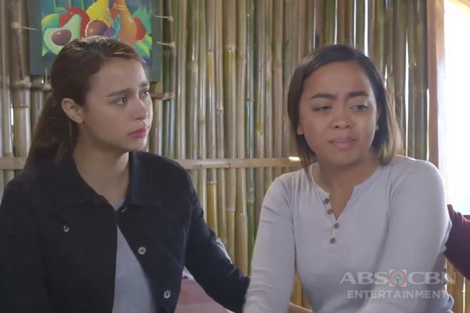 Ang Probinsyano: Alyana, pinalakas ang loob ni Doray