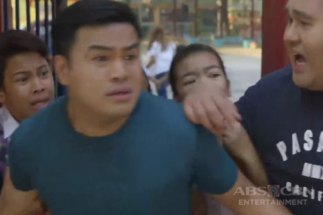 Ang Probinsyano: Elmo at Wally, nagulat sa pagdukot sa mga bata