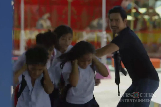 Ang Probinsyano: CIDG Boys, iniligtas sa kapahamakan ang mga bata