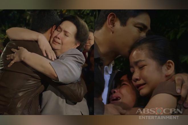 Ang Probinsyano: Cardo, naluha nang muling makasama ang kanyang pamilya
